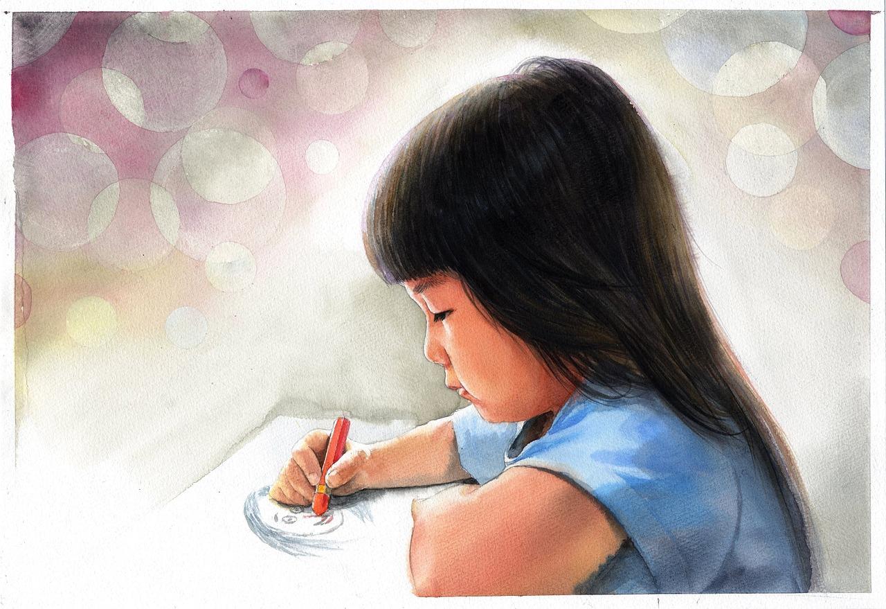 watercolor-portrait-1050723_1280